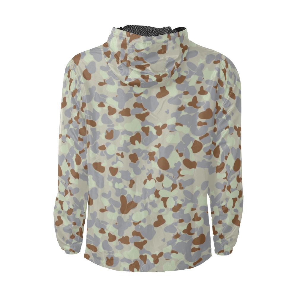 DESERT AUSCAM MKII camouflage Windbreaker for Men