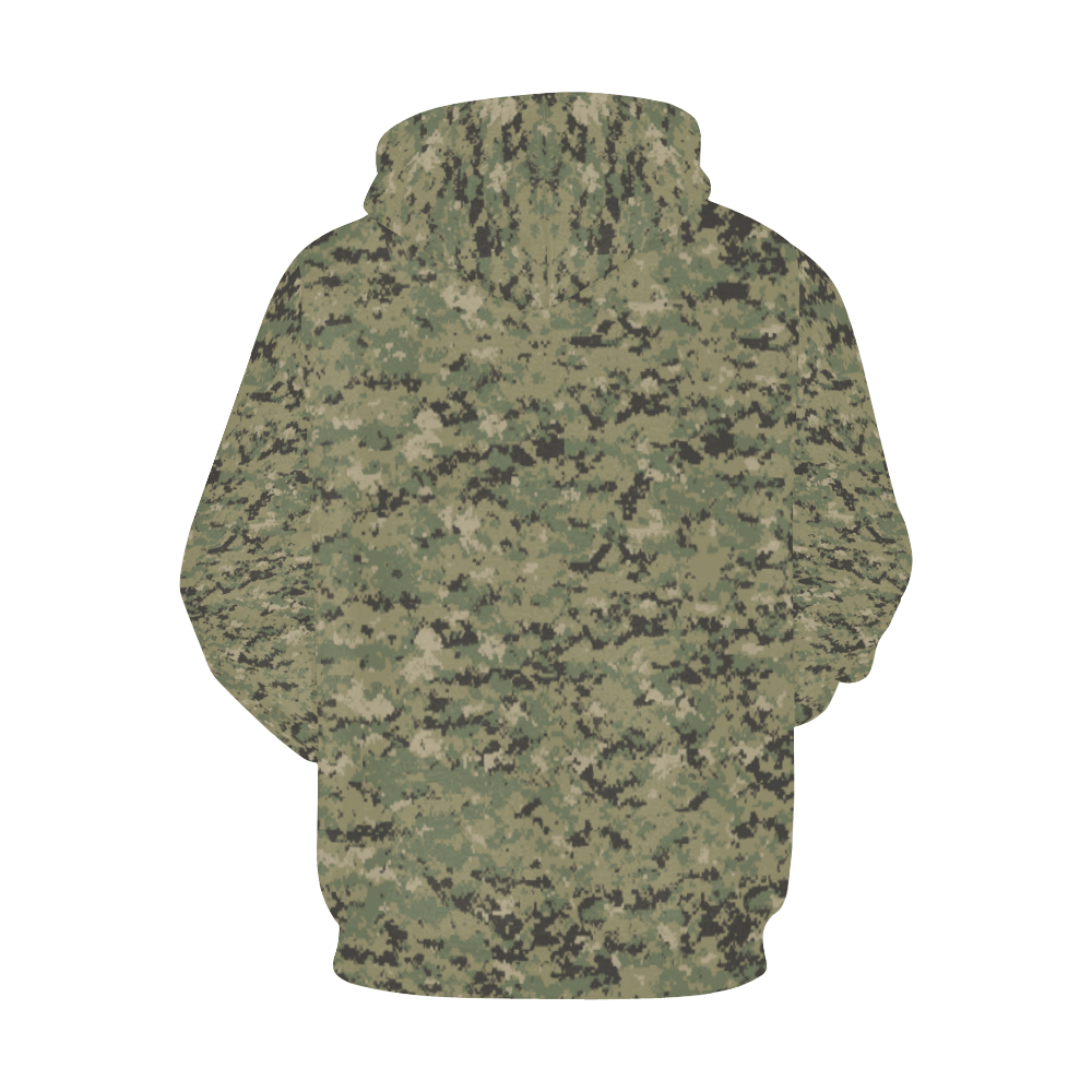 US AOR2  Camouflage Hoodie for Men