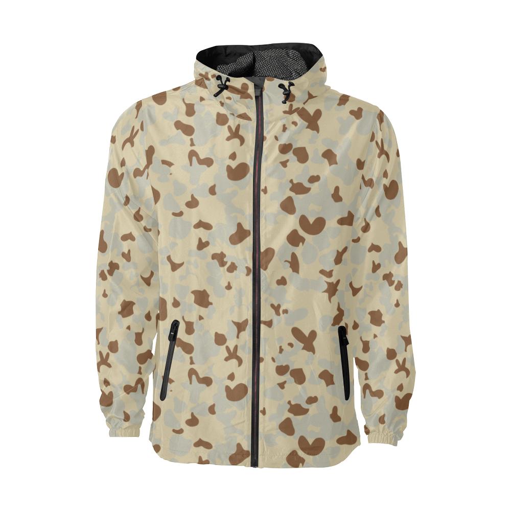 DESERT AUSCAM MKI camouflage Windbreaker for Men