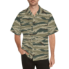 Kamush arid  camouflage Relaxed Short Sleeve Shirt with Lapel Collar (Model T58)