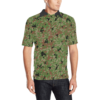 Japanese 1991 jietai camouflage Men's  Polo Shirt
