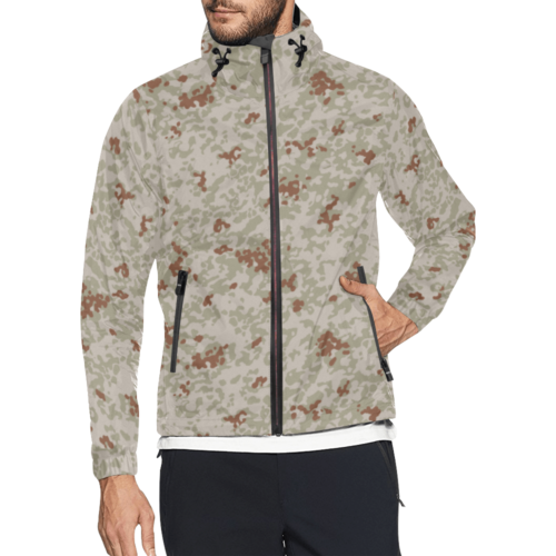 Japanese 2012 jietai desert camouflage Windbreaker for Men