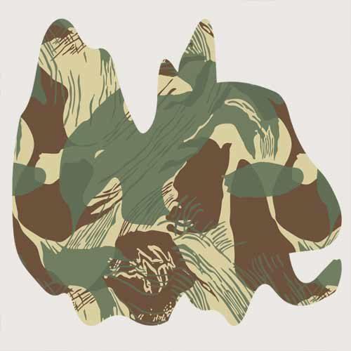 Rhodesian Brushstroke
