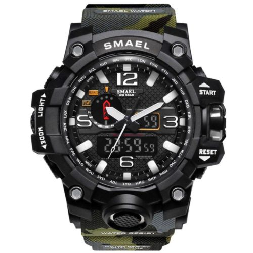 Mudmaster Military Waterproof Sport Chronograph Watch