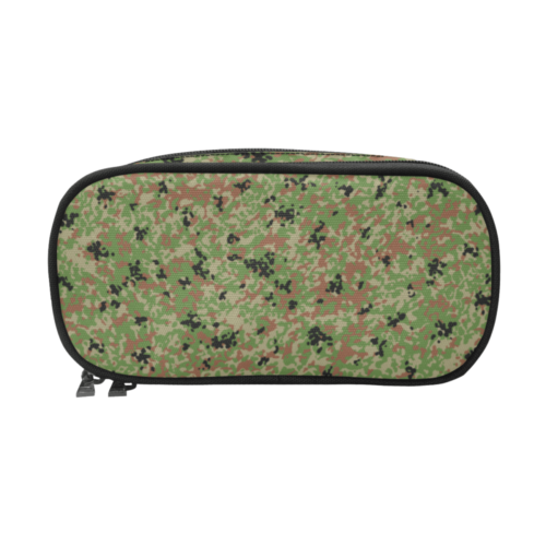 Japanese 1991 jietai camouflage Pencil Pouch/Large