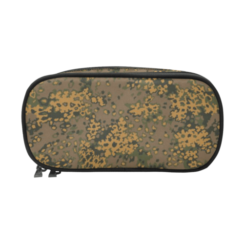 German WWII Eichenlaub Fall camouflage Pencil Pouch/Large