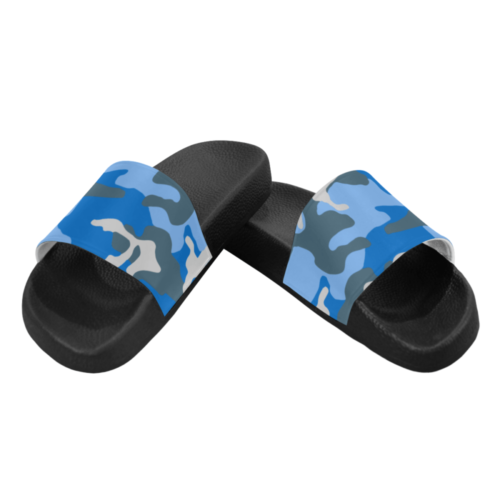 ERDL navy Men's Slide Sandals
