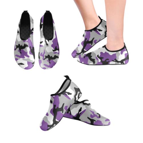 MC ultraviolet Men's Slip-On Water Shoes