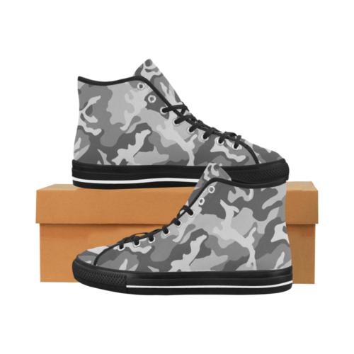 ERDL urban Camoverse hi-top  Men's Canvas Shoes