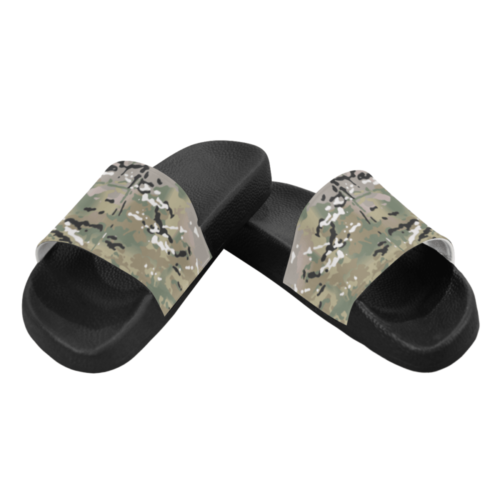 multicamo Men's Slide Sandals