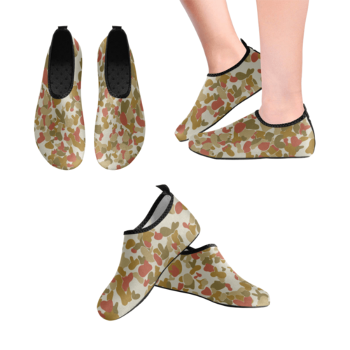 camouflage Men's Slip-On Water Shoes