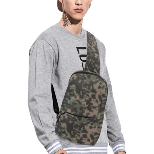 rauchtarn spring camouflage Chest Bag