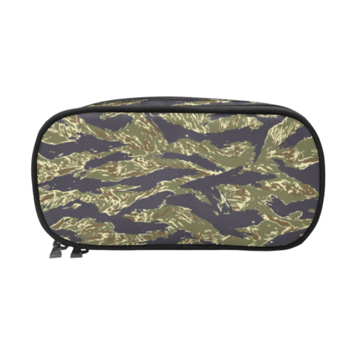 Tiger stripe woodland Pencil Pouch/Large