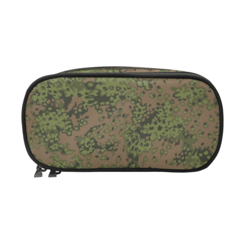 Germany WWII Eichenlaub Spring camouflage Pencil Pouch/Large