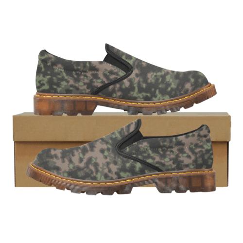 rauchtarn spring camouflage Martin Men's Slip-On Loafer
