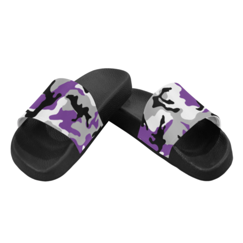 MC ultraviolet Men's Slide Sandals