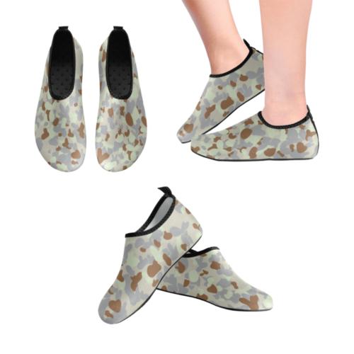 Desert AUSCAM MKIII camouflage Men's Slip-On Water Shoes