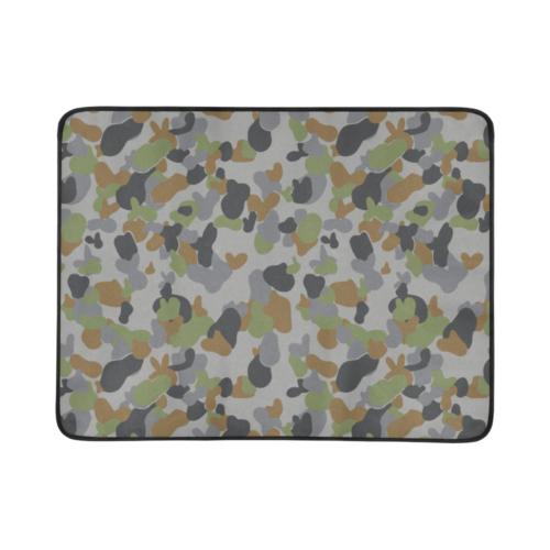 "AUSCAM AFDPU camouflage Beach Mat 78""x 60"""