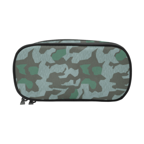 Germany WWII Splittermuster 41 Luft camouflage Pencil Pouch/Large