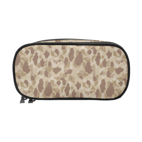 US duck hunter autumn camouflage Pencil Pouch/Large