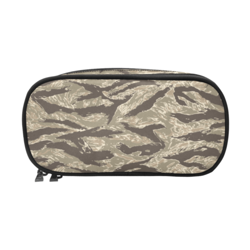 US  Desert Tigerstripes camouflage Pencil Pouch/Large