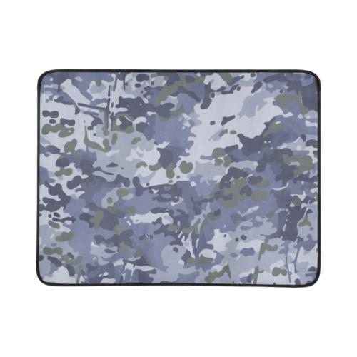 "Australian RAAF AMP camouflage Beach Mat 78""x 60"""