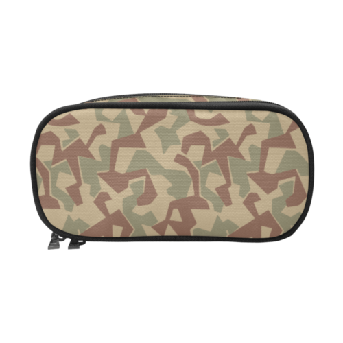Bulgarian 1951 Splinter camouflage Pencil Pouch/Large
