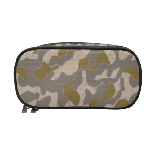 Austrian Sumpfmuster early steintarn camouflage Pencil Pouch/Large