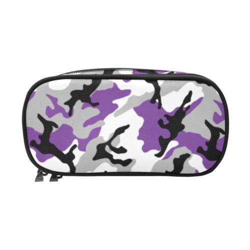 MC ultraviolet Pencil Pouch/Large