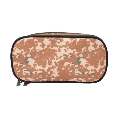 Danish M84 Desert camouflage Pencil Pouch/Large