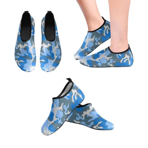 ERDL navy Men's Slip-On Water Shoes