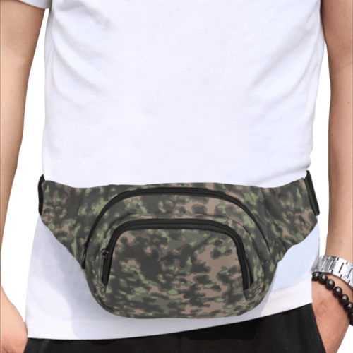 rauchtarn spring camouflage Fanny Pack/Small