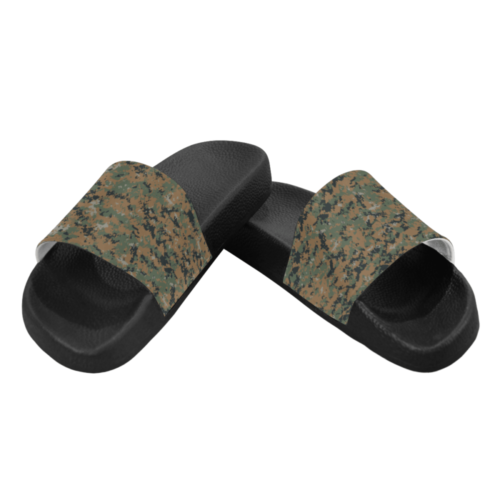 Marpat woodland Men's Slide Sandals