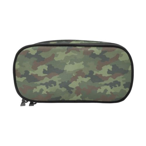 Yugoslav M89 Hrastov List camouflage Pencil Pouch/Large