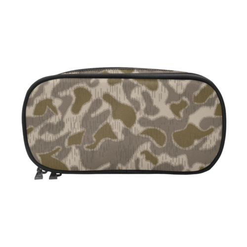 Austrian Sumpfmuster late steintarn  camouflage Pencil Pouch/Large