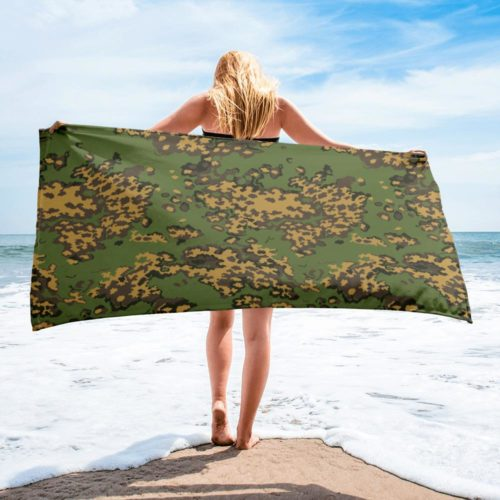Russian SS Leto beach Towel