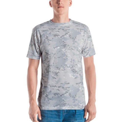 Multicamo arctic camouflage Men's T-shirt