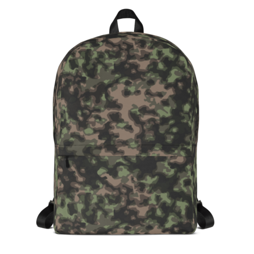 German WWII Rauchtarn Spring Camouflage Backpack