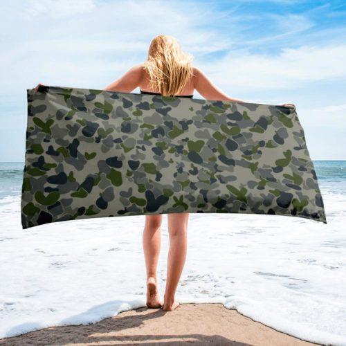 Australian AUSCAM DPNU Towel
