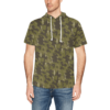 MVD Type 2 Woodland-SMK Short Sleeve Hoodie for Men