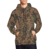 pea dot 44 camouflage hoodie