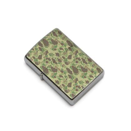 Genuine Zippo® Lighter USA Camouflages - WWII Summer Duck Hunter