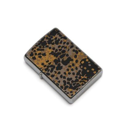 Genuine Zippo® Lighter German WWII Camouflages - Platanentarn Fall