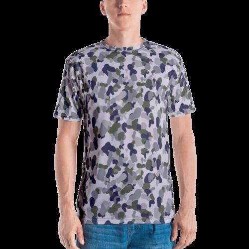 Australian AUSCAM DPNU v2 Camouflage Men's T-shirt