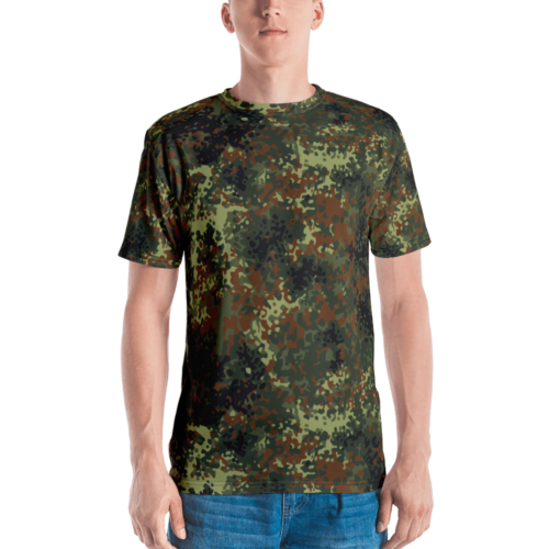 German Flecktarn Men's T-shirt