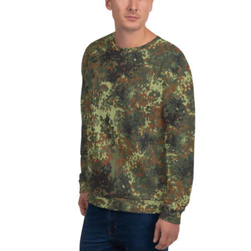 German Flecktarn Unisex Sweatshirt
