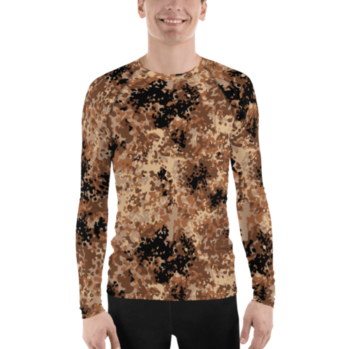 Chinese PLA Type 03 PRP Tibet Camouflage Men's Rash Guard