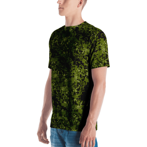 Danish M84 Camouflage Men's T-shirt