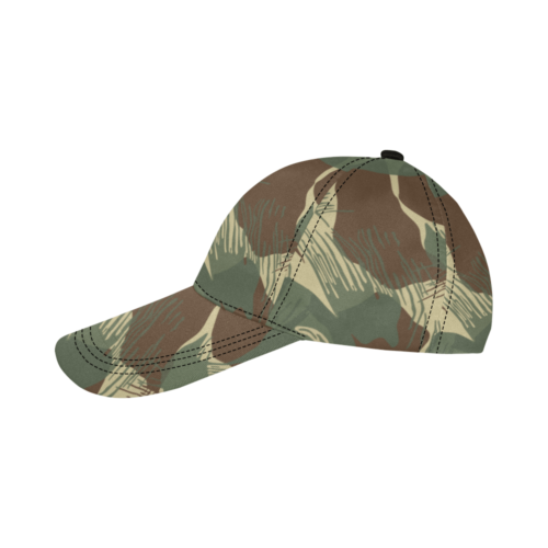 Rhodesian Brushstrokes v2 Dad Cap type C 7-Panels